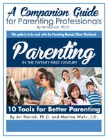Companion Guide for Parent Educators